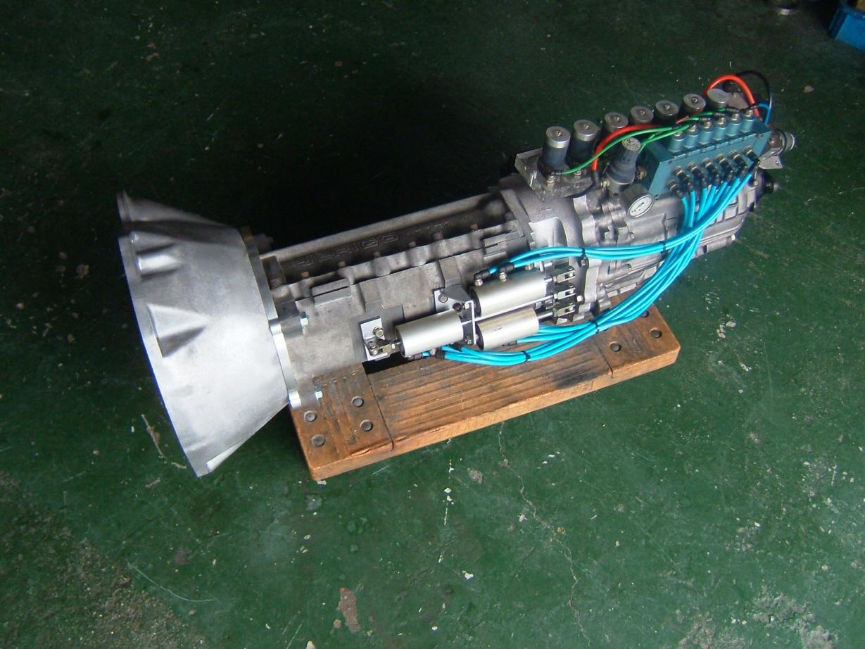 Jerico Race Air Shifter Transimition for GTR [BNR32, BNR33