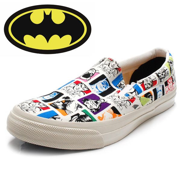261f00ed7da1 Converse All Star Sneaker – Batman
