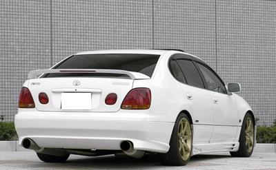 Toyota Aristo Japan Order Page 2