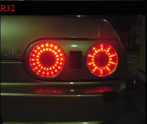 Nissan Skyline R30 / R31 / R32 / R33 / R34 – M-SPL LED Tail