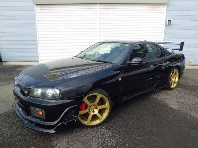 2000 Nissan Skyline Gt R V Spec V Spec Tommykaira Rs Hdd Navi 19 Aw
